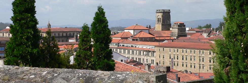 Vista desde Santo Domingo de Bonaval