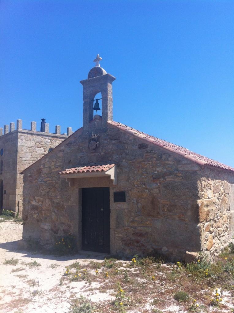 Capilla de Sta Catalina en Sálvora