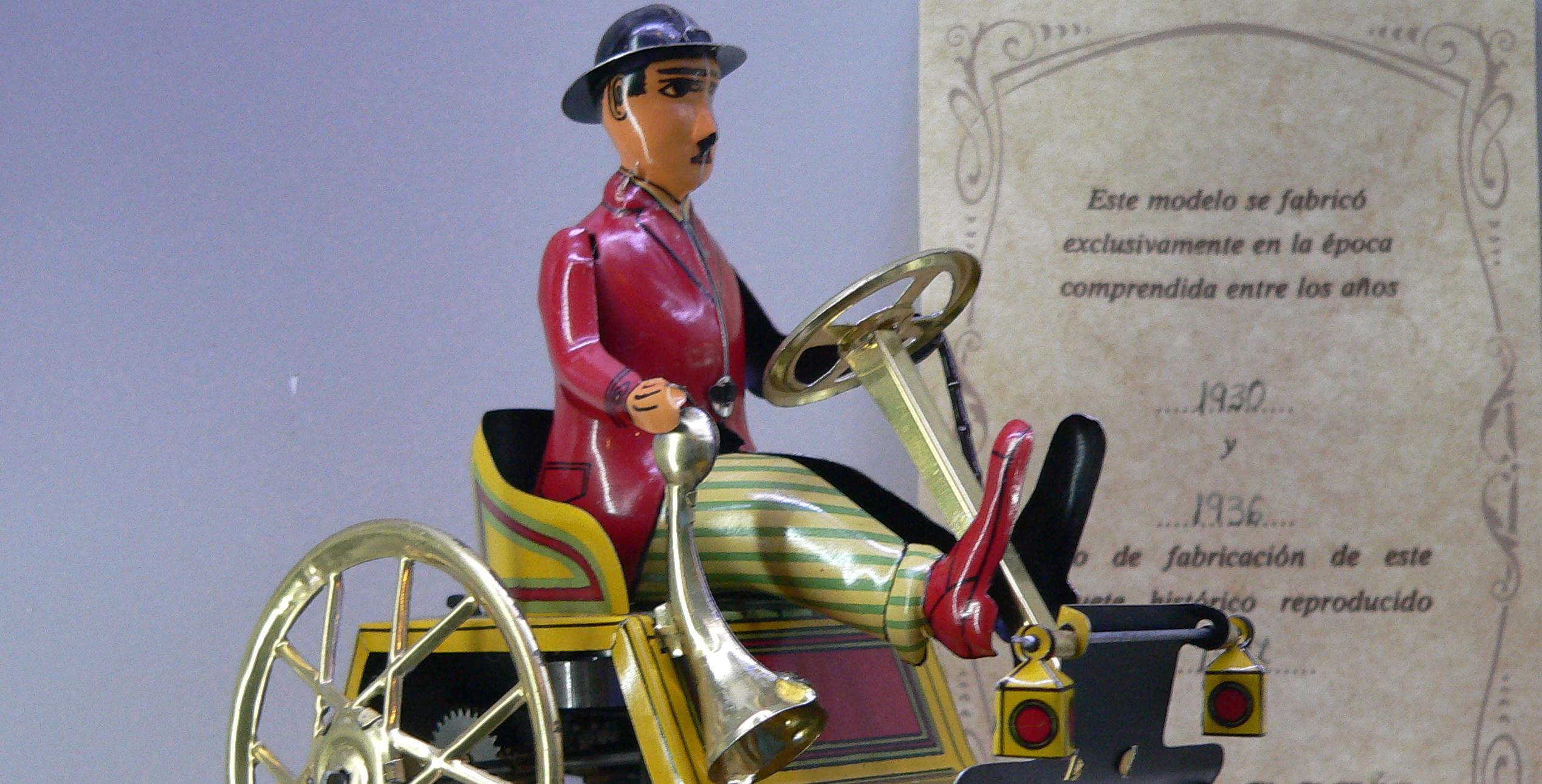 Allariz, museo del juguete