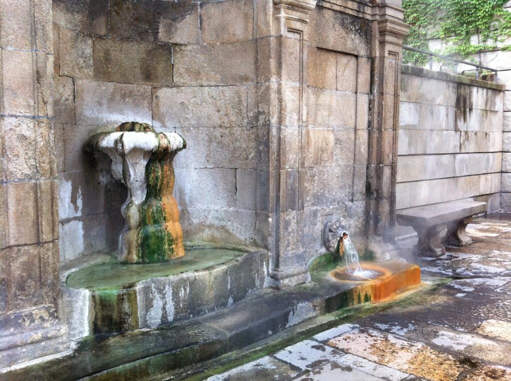 Fonte das Burgas- Ourense